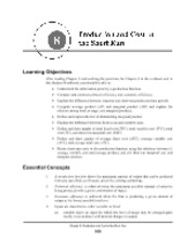 Managerial Eco.08_Chap_Student_Workbook