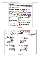 M2412 Lecture note 5