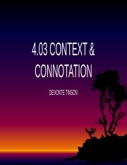 4.03 CONTEXT AND CONNOTATION.pptx