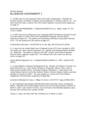 The Bluebook-1 Assignment