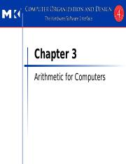 Chapter+3+Arithmetic+Selected+Slides