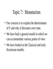 ECON-1045 OVERHEADS 2008_ 07.ppt