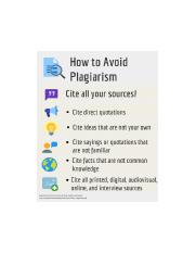 Cite all your sources . How to avoid plagiarism.png