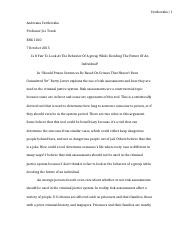 ENG 1010 - PROJECT 3 DRAFT****.docx