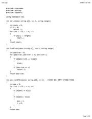CS 31 : COMPUTER SCIENCE 31 - UCLA - Course Hero