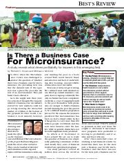 Koven & McCord (MILK_ 2014) -   Is There a Business Case for MI