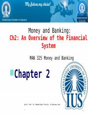 CHApter  2 An Overview of the Financial System.pptx