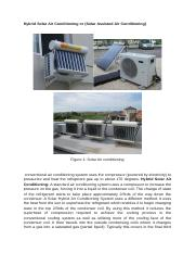 Solar Air Conditioning.docx