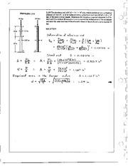 157_Mechanics Homework Mechanics of Materials Solution