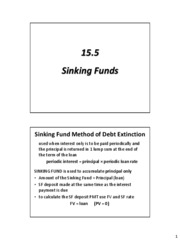 15.5 Sinking Funds[1]
