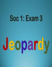 Jeopardy Exam 3 Prep.ppt