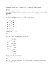 Solutions to exercises in chapter 4 of the Discrete Math Zybook.docx