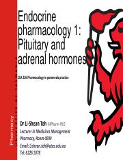 CSA236 07 Pituitary and adrenal hormones 2018a.pdf