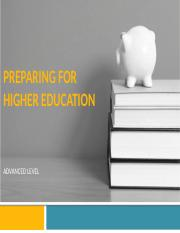 3.03 Preparing_for_Higher_Education_PowerPoint_2.3.3.G1