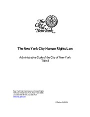 nyc-human-rights-law