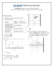 worksheet 12 answers
