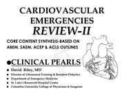 Cardiac emergencies 2