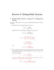 Exercise 5 Solution