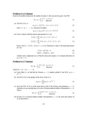 Problem Solutions,2nd Edition (STAT) 253