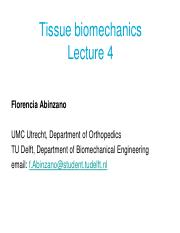 tissue biomechanics 2016 lecture 4.pdf