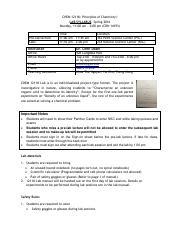 chem 1211k lab report J lab clin med 1989 114:  (1211k) pdf(1211k) references web of science® times cited: 23 16 manning m  j med chem 1977 20: 120.