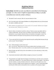 Fallacies More Exercises.docx