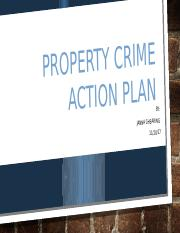 Property Crime Action Plan.pptx