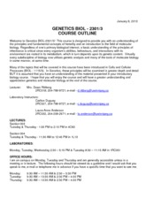 Course Outline Winter 2013