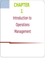 Chapt1 Introduction to Operation Management.ppt