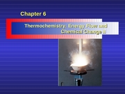 Chapter 06 - Thermochemistry Handout II
