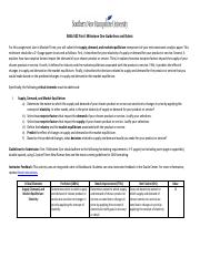 mba502_part_i_milestone_one_guidelines_and_rubric