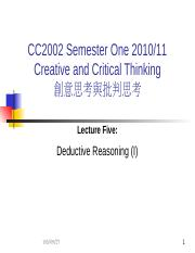 Lecture_5_Deductive_Reasoning_I_