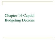 Chapter_14-2Captial_Budgeting_Decions