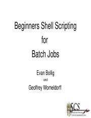 Beginners Shell Scripting for Batch Jobs.pdf