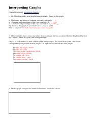 Interpreting Graphs (Answer Key).htm - Interpreting Graphs ...