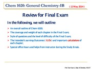 Chem+1020+-+Final+Exam+Review+Guideline-2014