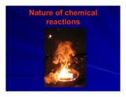 ch8_Chemical Reaction