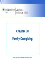 PPT_Chapter_38_Family Caregiving Stud Copy.ppt