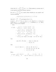 Linear Algebra Solutions 23