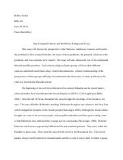 the passion of the christ essay running head the passion of the  4 pages new testament history and worldview background essay