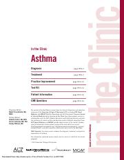 Asthma ITC article