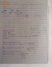 Sketching Polynomial Functions Notes and Graph Sheet