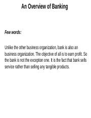 Introduction- An Overview of Banking System.ppt