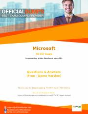 70-767 Dumps PDF - 2019 Microsoft SQL Server 70-767 Exam Questions.pdf
