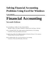 Solving Financial Accounting Problems Using Excel for Windows.pdf
