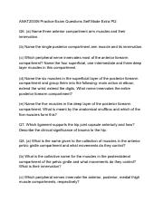 ANAT20006 Practice Exam Questions Self Made Extra Pt2.pdf