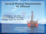 Persentasi General Physical - Offshore.pptx