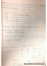 Statistic notes on how to find he average