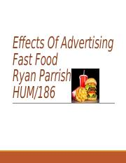 effects of food advertising Researchers say young children will snack when exposed to food advertisements even if they aren't hungry.