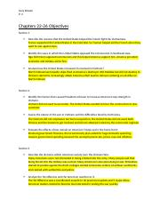Chap. 22-26 Objectives.docx